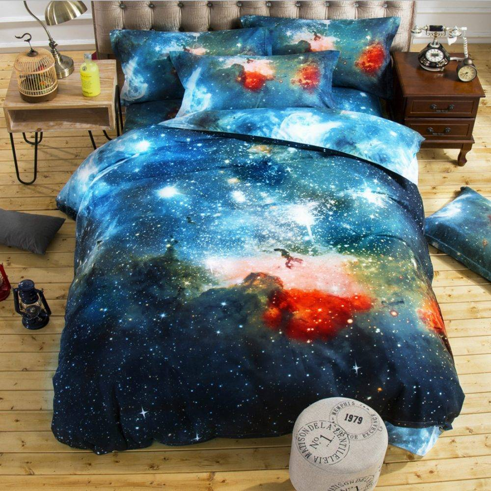 Gallaxy duvet cover