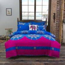 boho chic duvet cover bed set