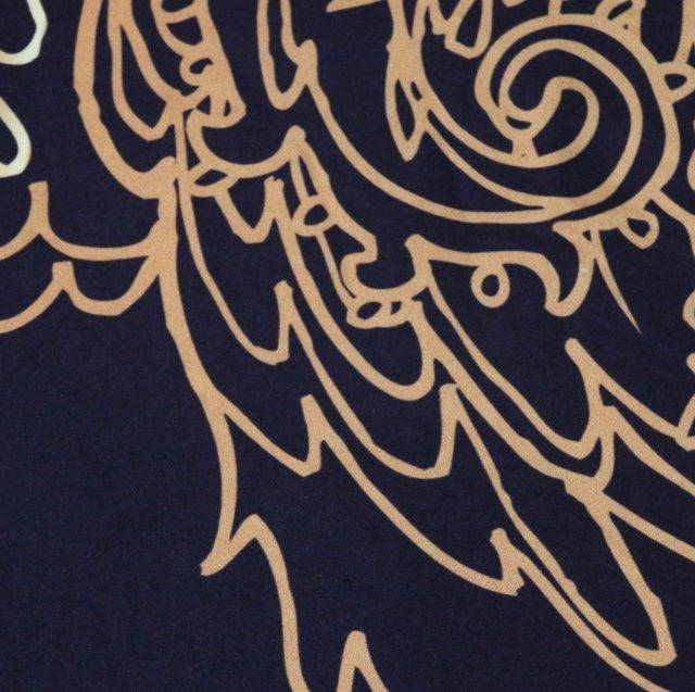 close uo elephant mandala bed cover