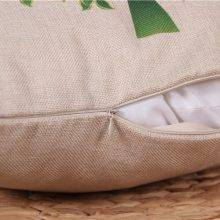 pillow cover hidden zipper
