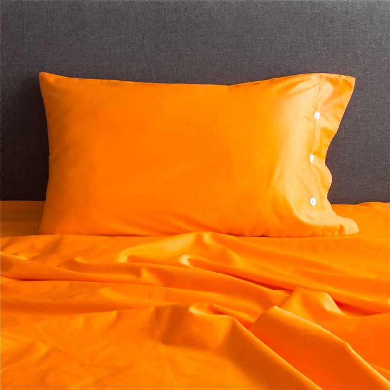 Yellow Egyptian Cotton Soft Pillow