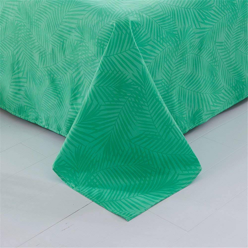 tropical bed sheet