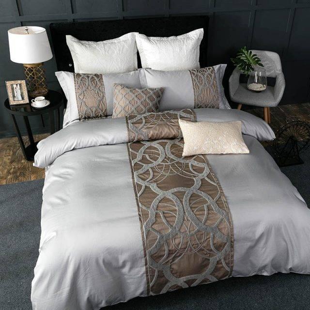 Egyptian Cotton Luxury Bedding Set 2