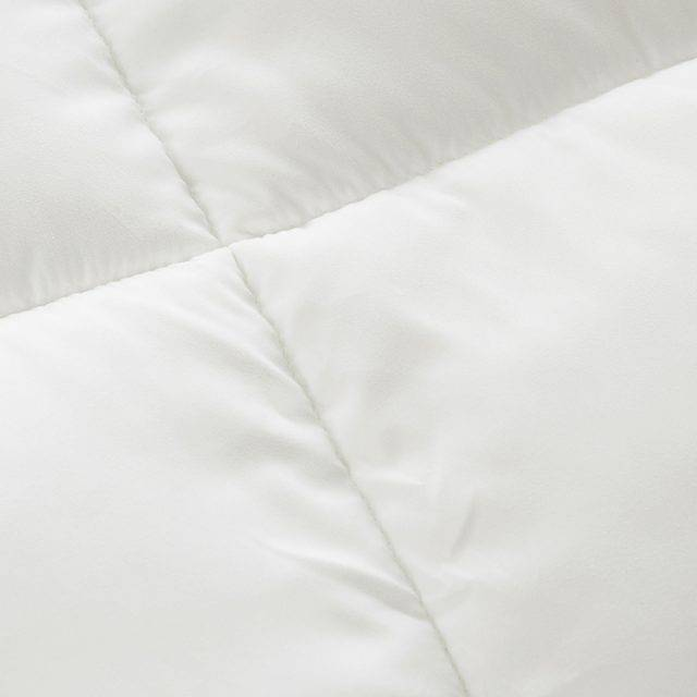alternative white king duvet insert