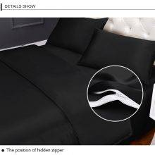 bedding black