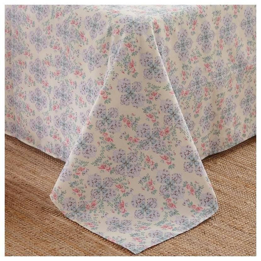 flower flat sheet