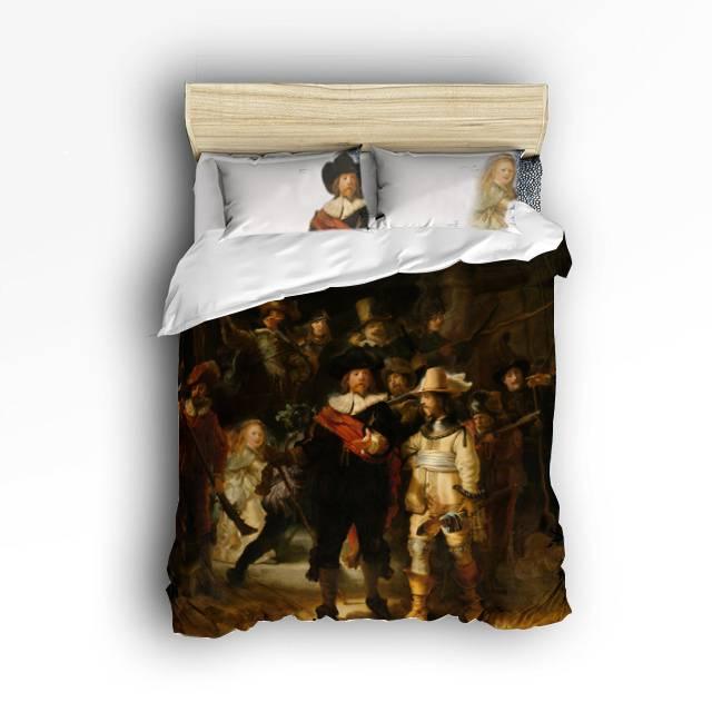 Nightwatch - Duvet Cover Bed Set