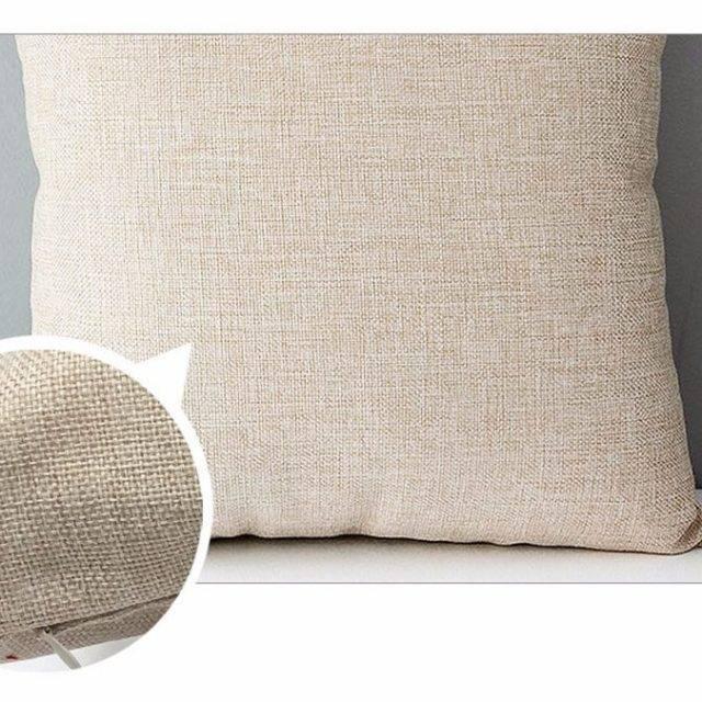 linen cotton cushion cover