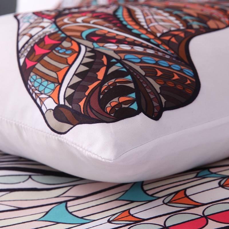 Boho Horse Pattern Bedding Set (4 Sizes)