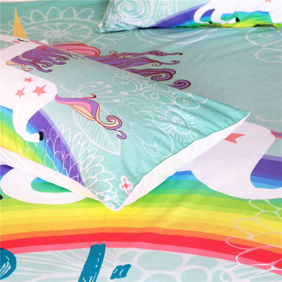 Believe in Miracles Microfiber Child Bedding Set