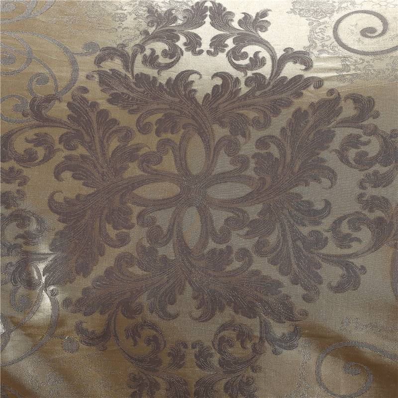 Luxury Baroque Pattern Jacquard Bedding Set (27 Colors)