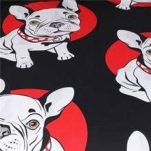 French Bulldog Duvet Cover Pattern Bedding Set