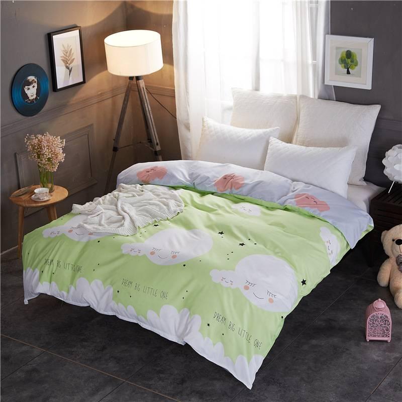 Kawaii Style Pattern Cotton Duvet Cover