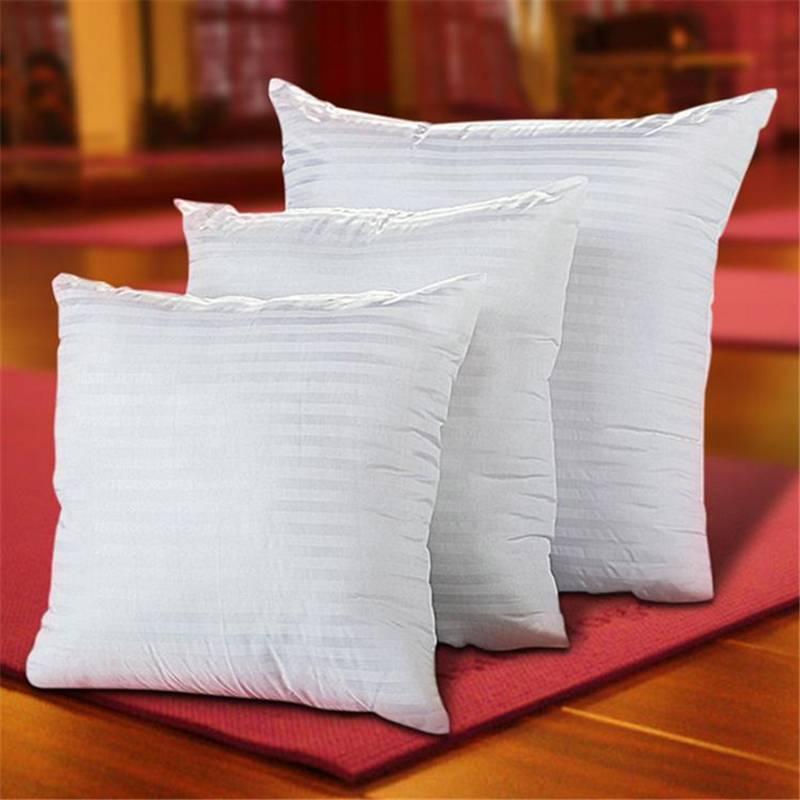 Striped Soft Cotton Pillow Insert