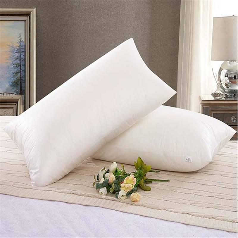 Rectangular Soft Cotton Pillow Insert