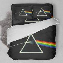 Dark Side Of The Moon Duvet Cover (3 and 4Pcs)