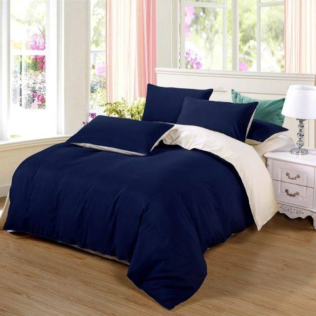 Duvet Cover Bedding Set Super Size (28 colors )
