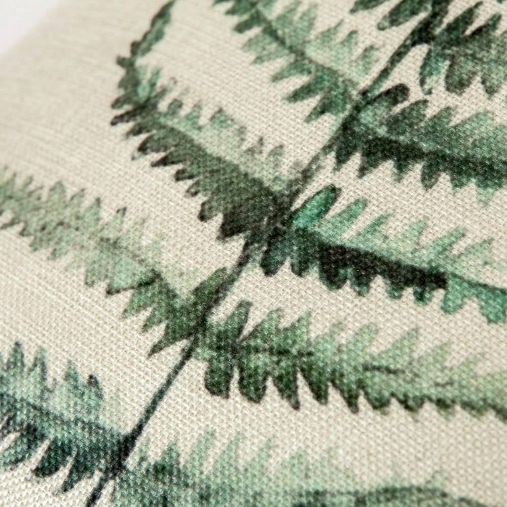 Botanical Tropical Plants Cushion Cover Linen Pillow Case 45x45cm (4 designs)