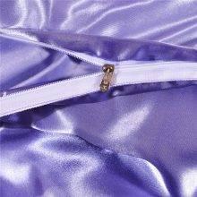 Silk Cotton Duvet Cover Luxury Bedding Set (5 colors)