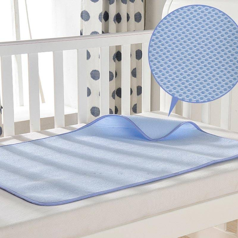 baby infant absorbent mattress protection