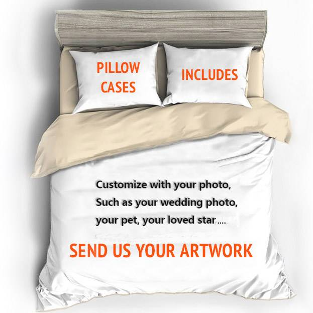 custom made featured duvet covers
