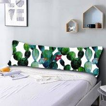 20x54 Inch 3D Body Pillowcase Cartoon Cactus Decorative Pillow Case for Adult Kids Cute Pillow Cover
