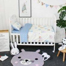 teddy bear crib bedding