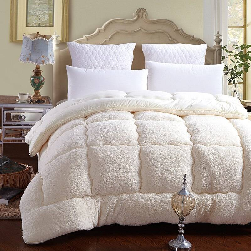 Panda Eco Winter Alternative Down Comforter