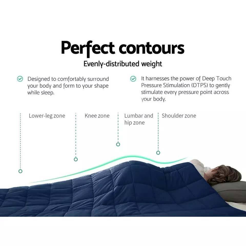 perfect blanket contour