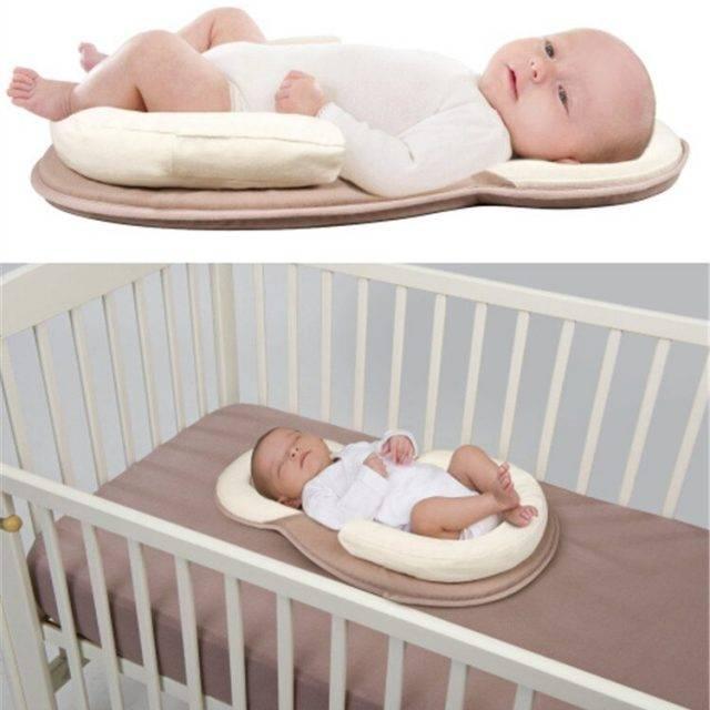 Multifunction Baby Sleeping Pillow Newborn Headrest Sleep Positioner Anti Roll  Mattress Prevent Flat Head Baby Body Pillow