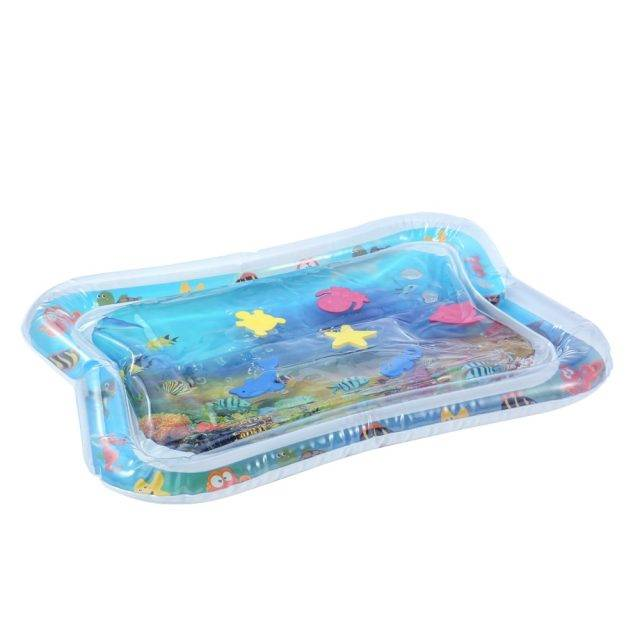 Inflatable Aquarium Water Mat for Baby