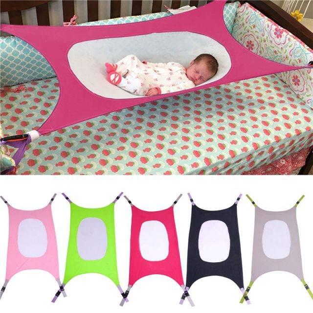 Detachable Baby Crib Hammock