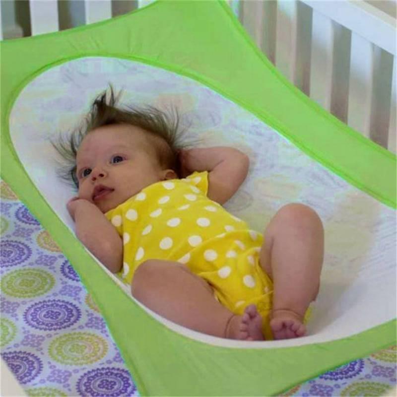 Detachable Baby Crib Hammock