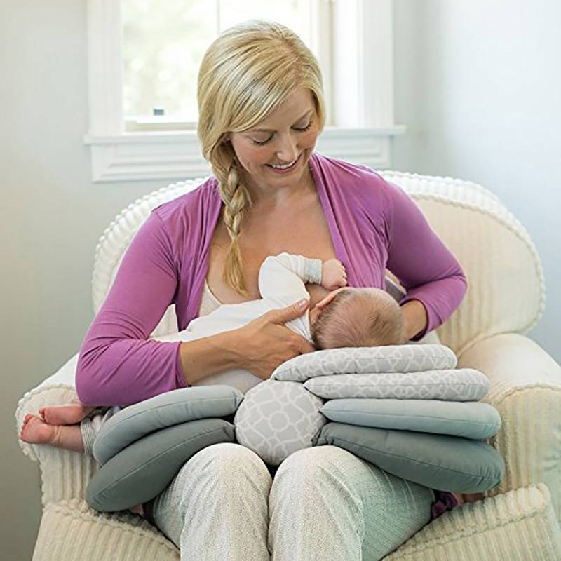 Panda Adjustable Nursing Pillow