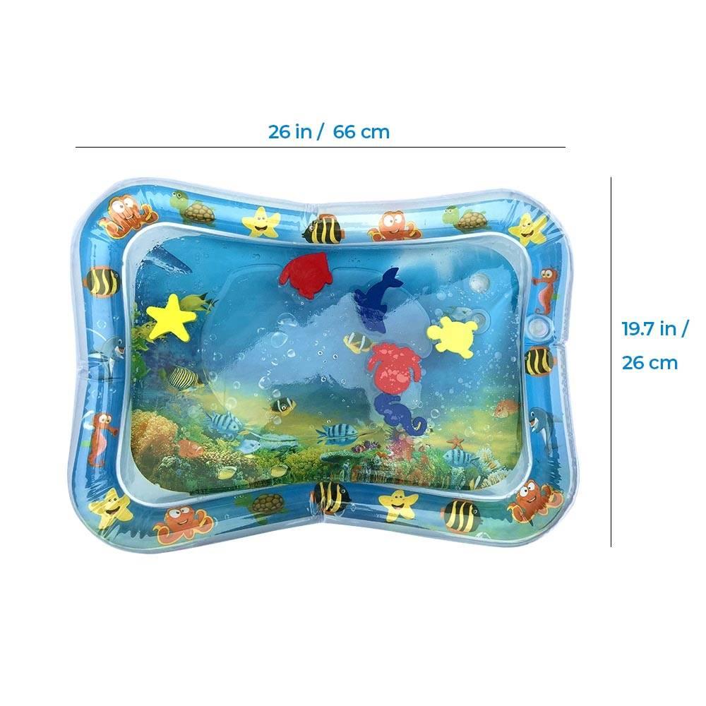 Aquarium Play Mat measurements