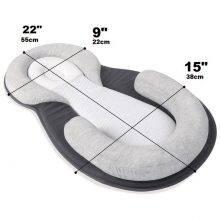 adjustable panda baby bed