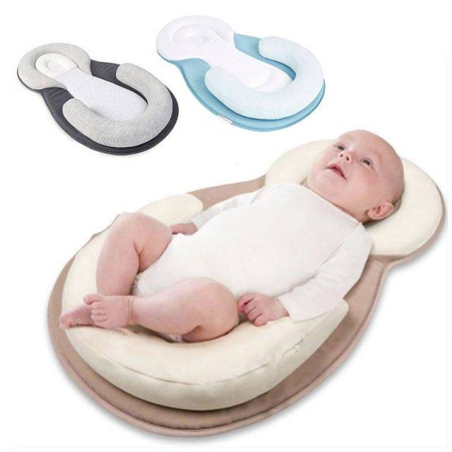 Innovative PANDA Baby Newborn Bed Pillow
