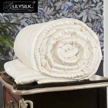 Lily Silk Comforter All Season Natural Pure Silk Duvet
