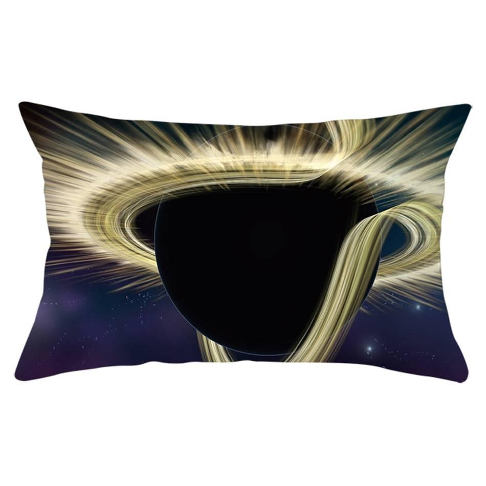 Black Hole Style Galaxy Pillowcase