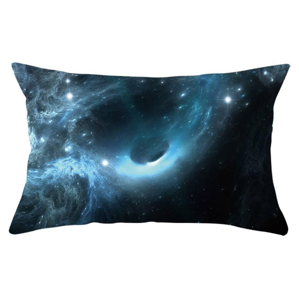 Universe Style Galaxy Pillowcase