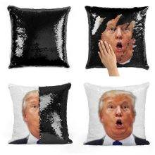 Celebrity Sequin Pillows