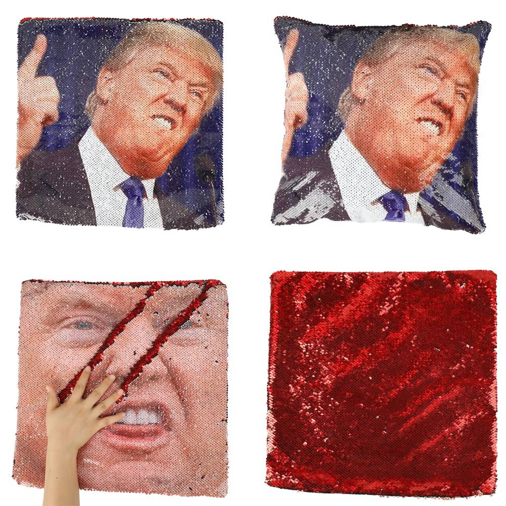 Celebrity Sequin Pillows